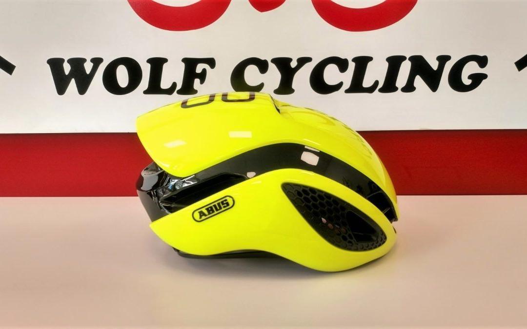 Aero-Helm von Abus